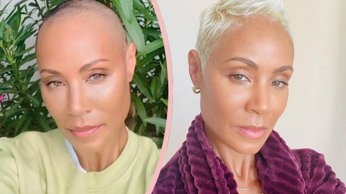 Jada Pinkett Smith Unveils Bold New Look – Find Out Why She Went Completely Bald!
