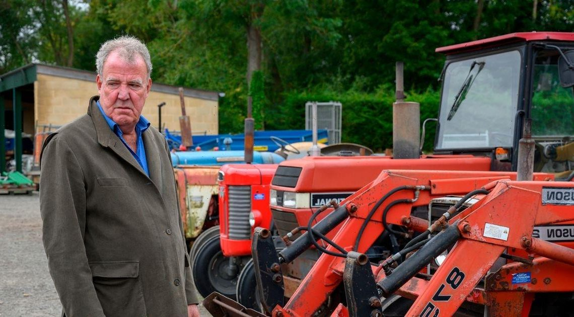Jeremy Clarksons Farm back for series two despite being expensive failure