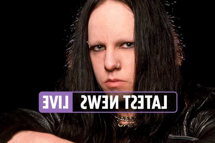 Joey Jordison dead at 46 LATEST – Slipknot drummer & co-founder cause of death unknown after transverse myelitis fight