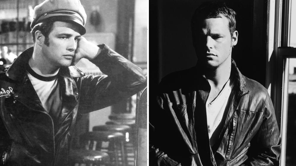 Justin Chambers To Play Marlon Brando In First Post Greys Anatomy Role On The Offer Limited Series