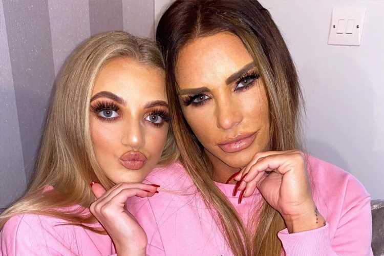 Katie Price's daughter Princess terrified to go anywhere alone after FOUR kidnap threats to her family