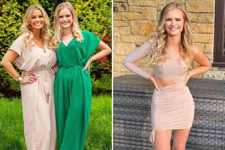Kerry Katona says she's 'so proud' of her daughter Lilly, 18, for coming out as a witch and practising spells