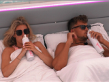 Love Island 2021 stars wear sunglasses in bed to protect eyes from bright lights