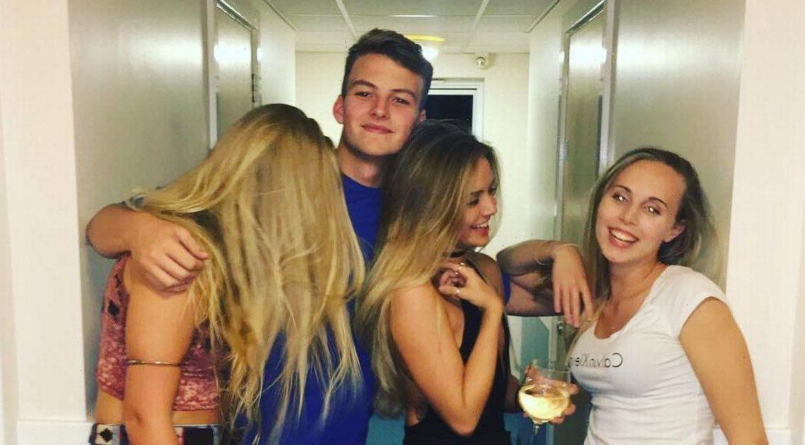 Love Island Hugos student days explored from downing pints to wild parties