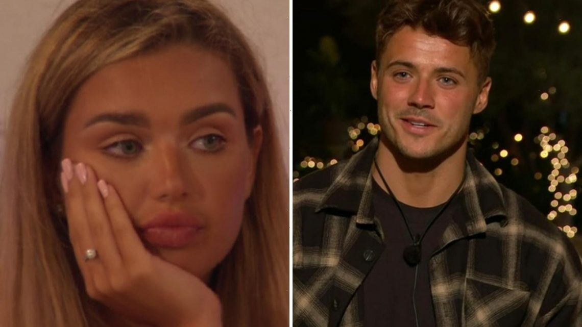Love Island fans in hysterics at Lucinda's odd comment after Brad is dumped from the villa
