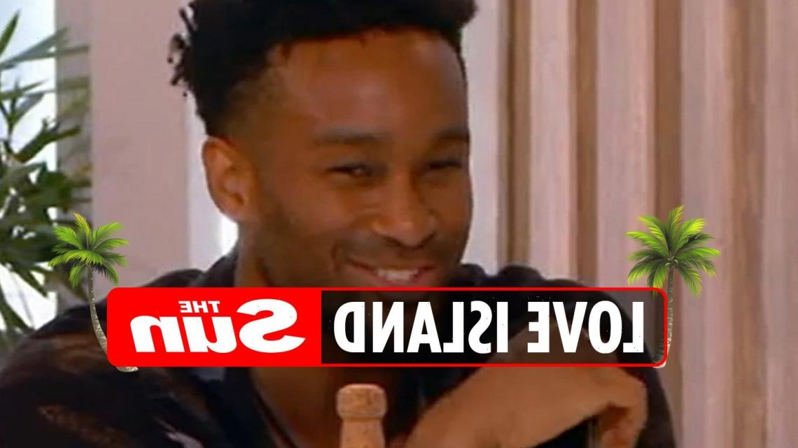 Love Island's Teddy caught answering same question in exact same way on THREE different dates