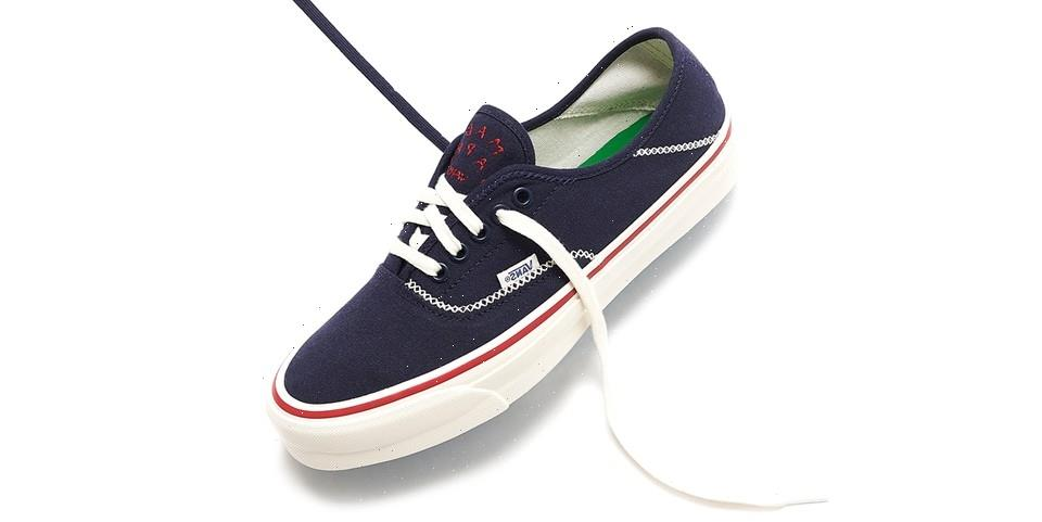 Madhappy and Vault By Vans Ready Second Style 43 LX Collaboration