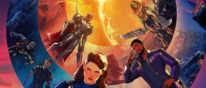 Marvel's 'What If…?' Trailer Breakdown: Everything The New Footage and Poster Reveals About the Animated Series