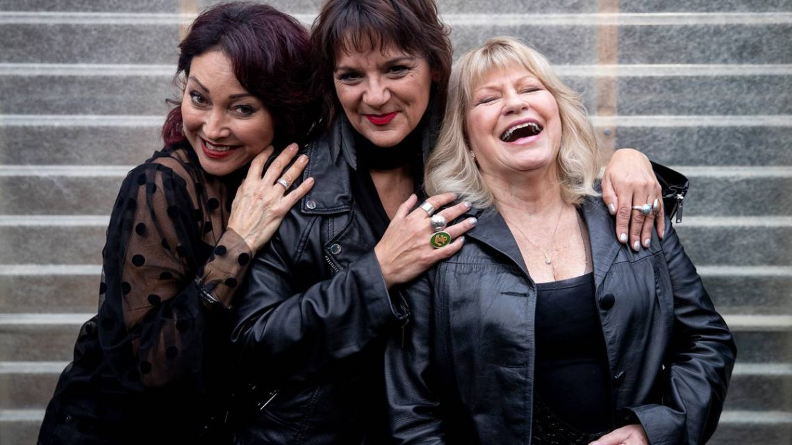 Old (lady) rockers never die: Suzanne Lynch, Tina Cross, Jackie Clarke are The Lady Killers