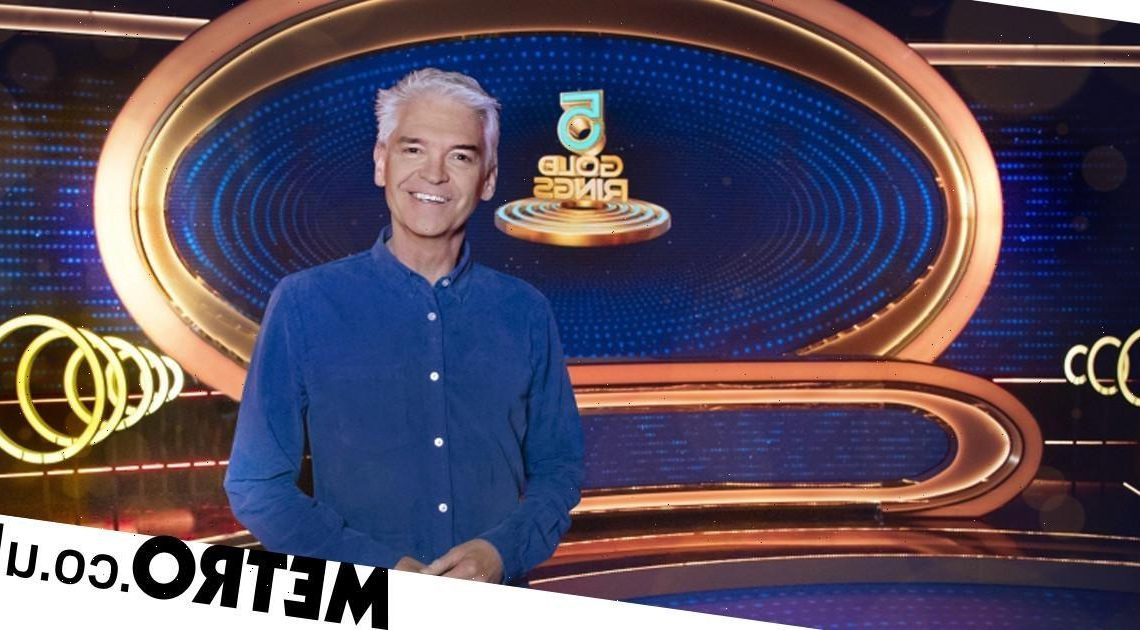 Phillip Schofield's 5 Gold Rings axed over Covid filming challenges