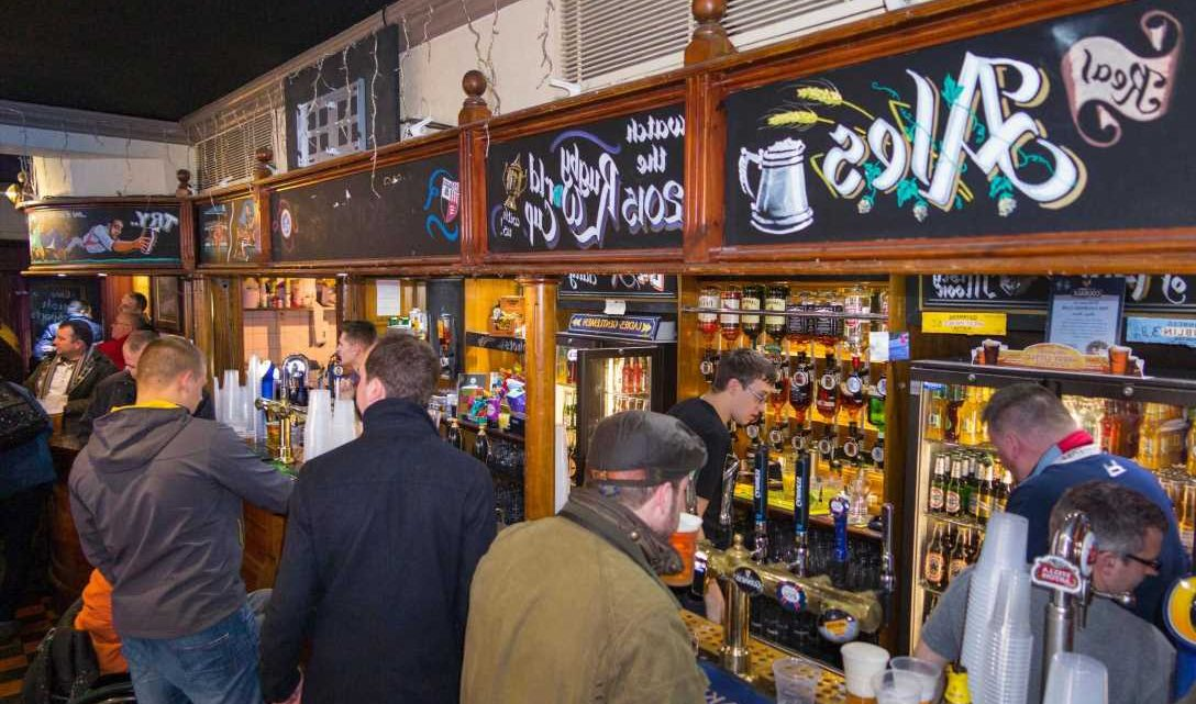 Pub rules ditched: Brits can order from the bar again and QR codes check in scrapped from July 19