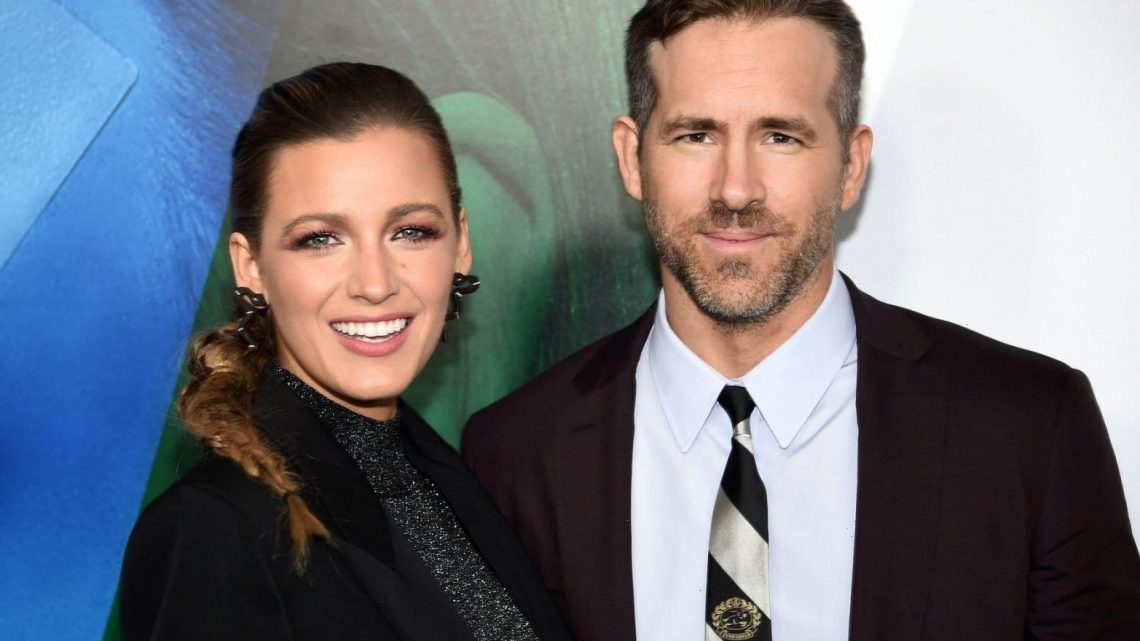 Ryan Reynolds and Blake Lively's secret to long-lasting love is very simple