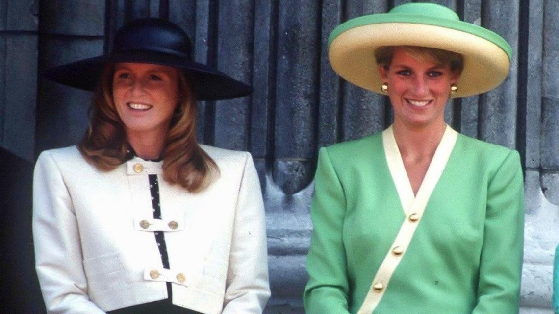 Sarah Ferguson Says Princess Diana Would've Approved of Sons' Wives