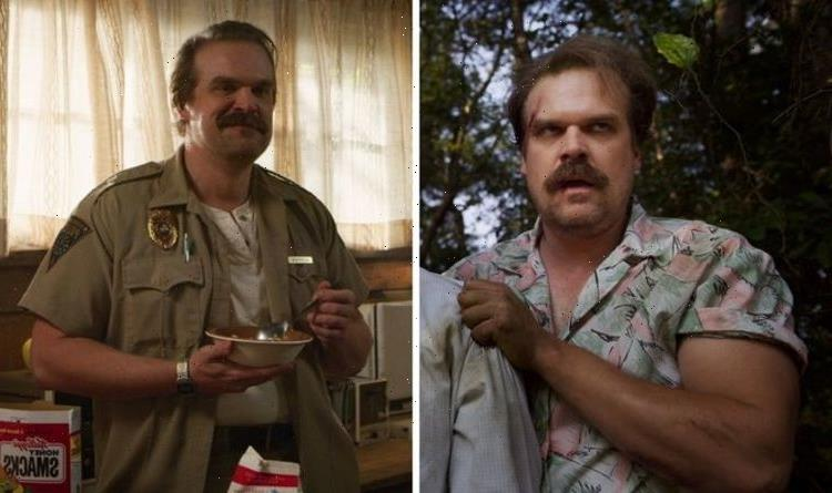 Stranger Things: 'We never talk about it' David Harbour requested co-star be 'axed'