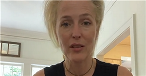 The Crowns Gillian Anderson vows to stop wearing a bra as it's 'uncomfortable'