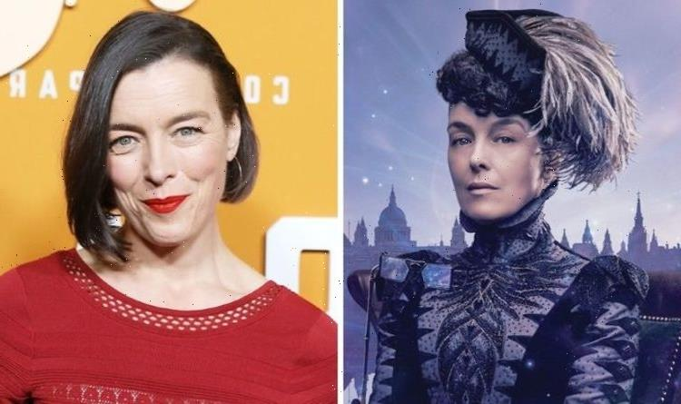 The Nevers Part 2: Olivia Williams teases Lavinias sinister plans for the Touched