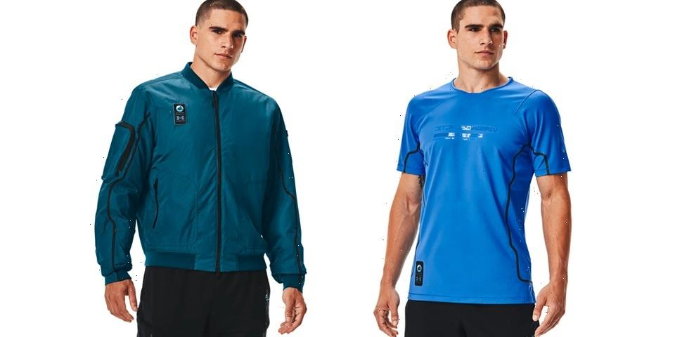 Under Armour and Virgin Galactic Just Dropped Its Exclusive Capsule Collection