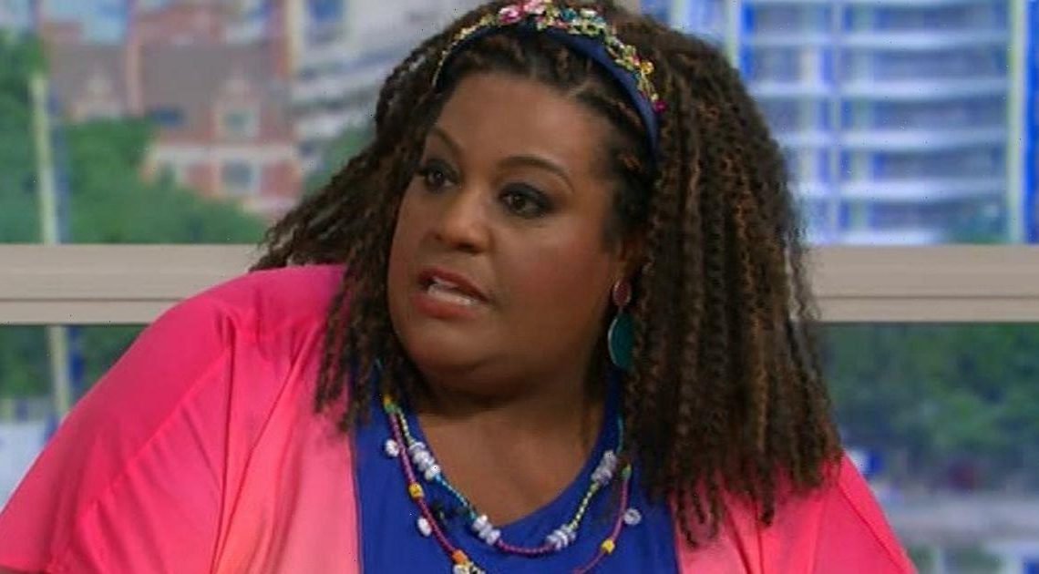 Alison Hammond speaks out to issue apology after surprise This Morning absence