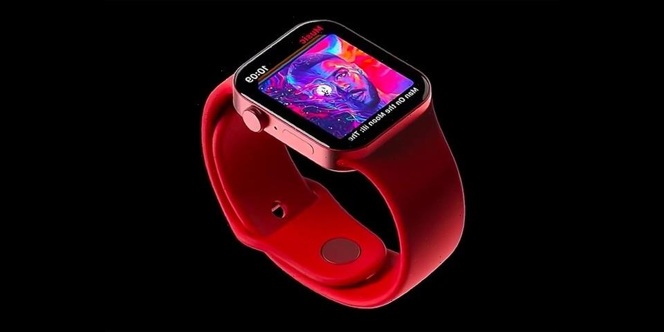 Apple Watch Series 7 Rumored to Come With Larger Displays