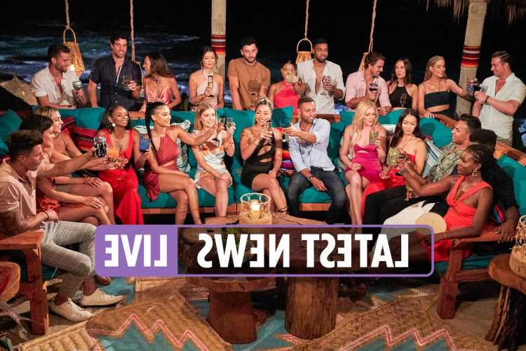 Bachelor in Paradise LIVE – Joe Amabile threatens to 'QUIT show' as love interest Serena Pitt goes on date with Thomas