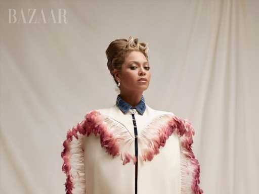 Beyoncé's Glamorous New Photoshoot Gives a Rare Look at How She's Struggled in the Spotlight