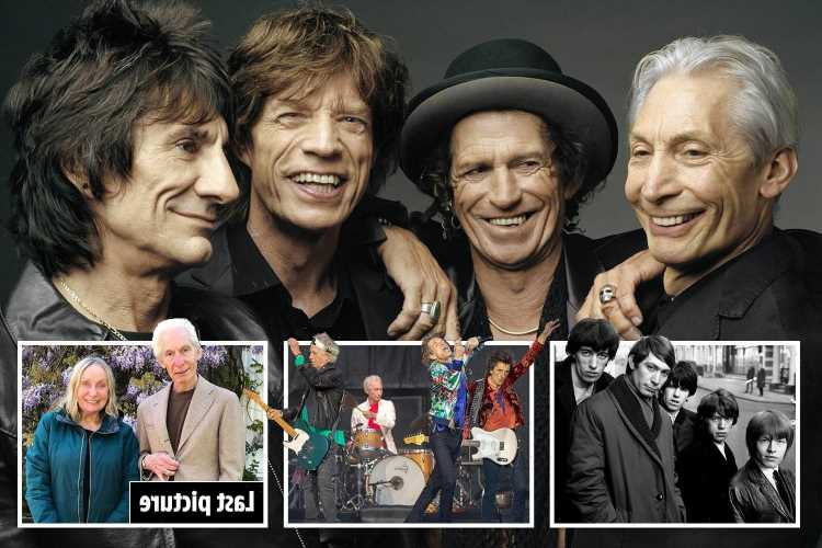 Charlie Watts dead: 'Devastated' bandmates pay tribute to 'greatest drummer of his generation'