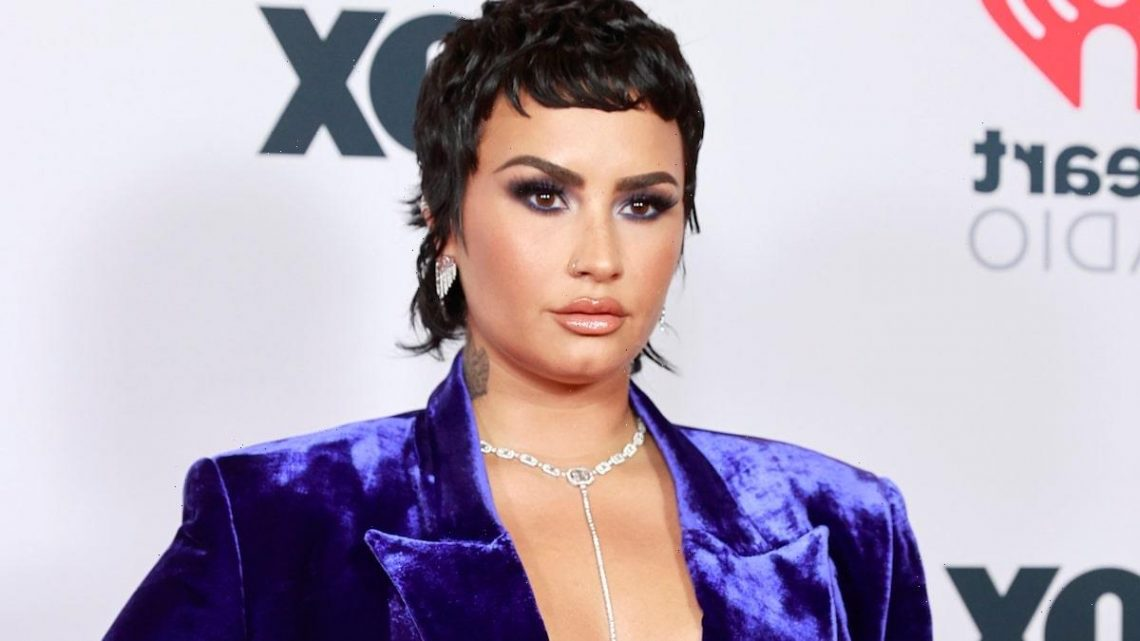 Demi Lovato Credits Max Ehrich Split in Part for Their Non-Binary Journey, Says Gender Identity May Change