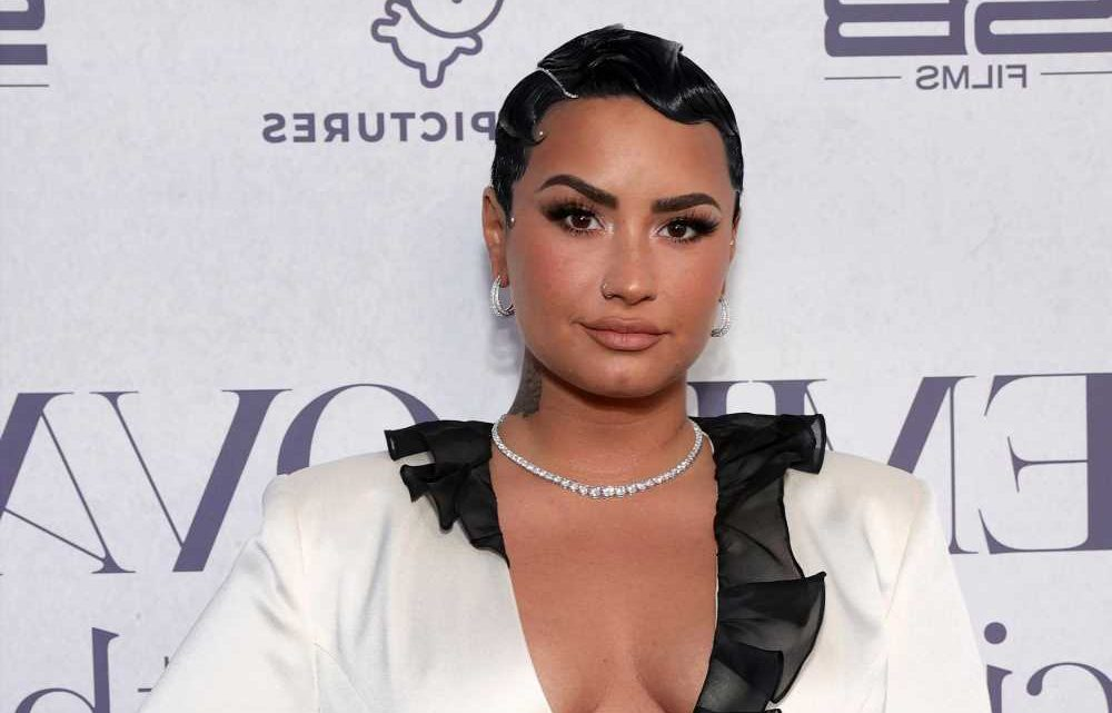 Demi Lovato says they one day could identify as trans