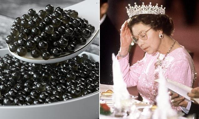 EDEN CONFIDENTIAL: Queen's caviar not quite what it says on the tin