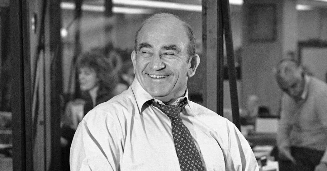 Ed Asner, Star of 'Lou Grant' and 'Up,' Is Dead at 91