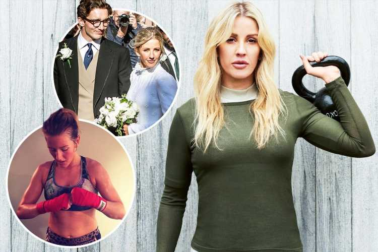 Ellie Goulding reveals she endured crippling panic attacks and an addiction to exercise at height of fame