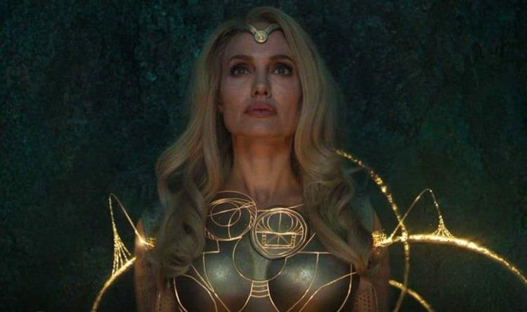 Eternals trailer gives first glimpse of Celestials – WATCH