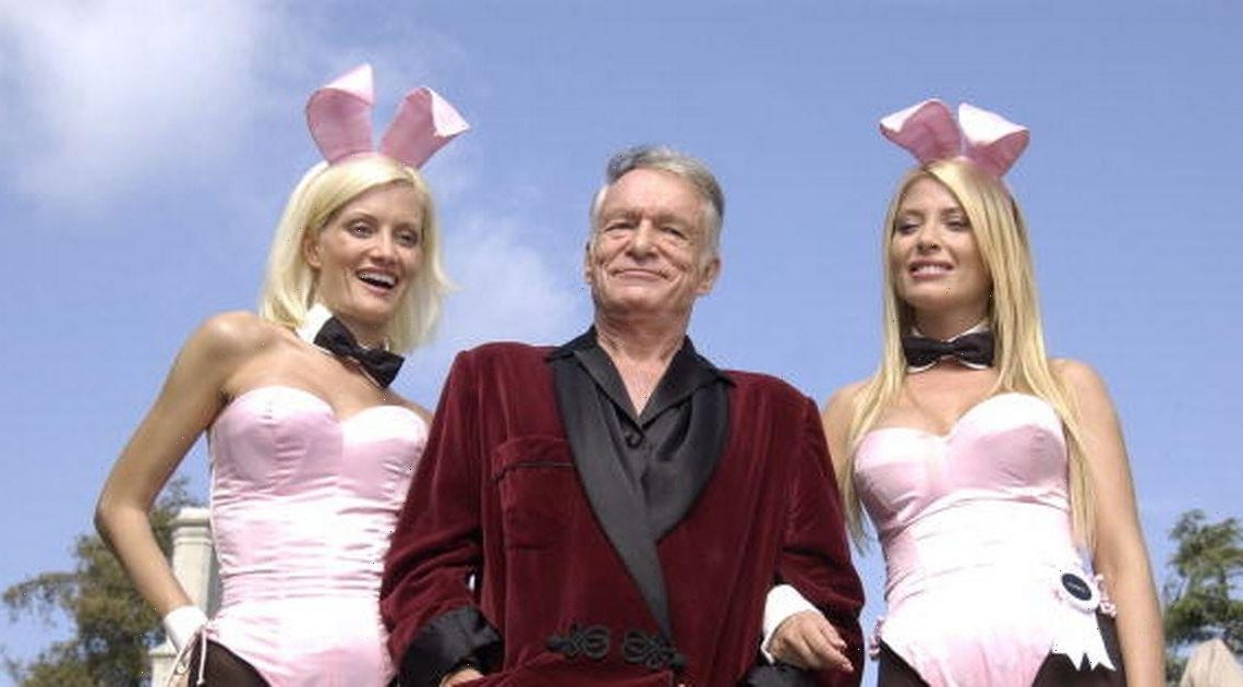 Ex-Playboy bunny Holly Madison explains what it was like to wear bunny costume