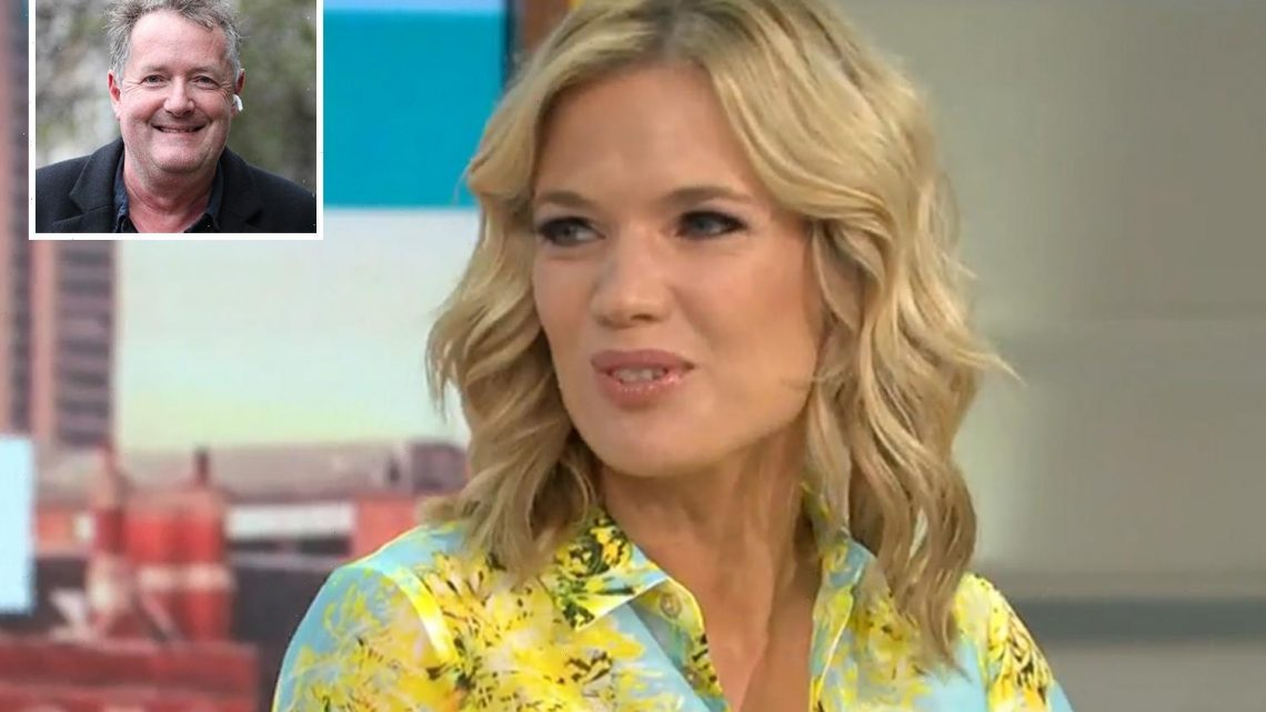 Good Morning Britain's Charlotte Hawkins takes thinly-veiled swipe at show's ever-changing line-up after Piers' exit