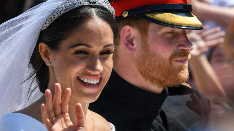 Heres How Prince Harry And Meghan Markle Celebrated Their Second Anniversary