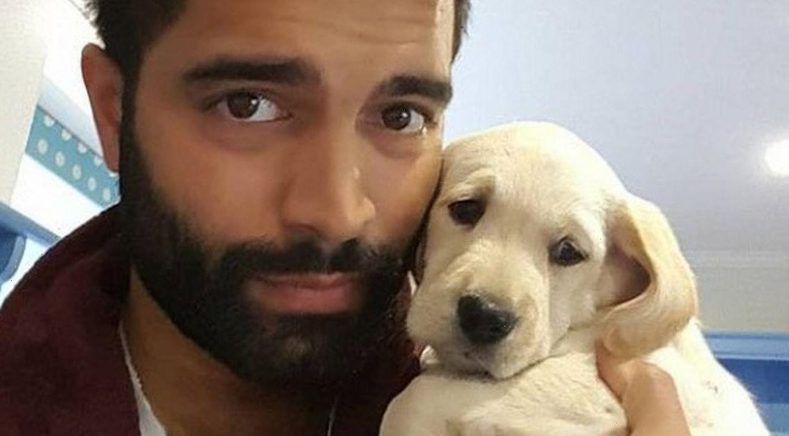 Inside Corrie actor Charlie De Melos life – puppy love and a co-star ex