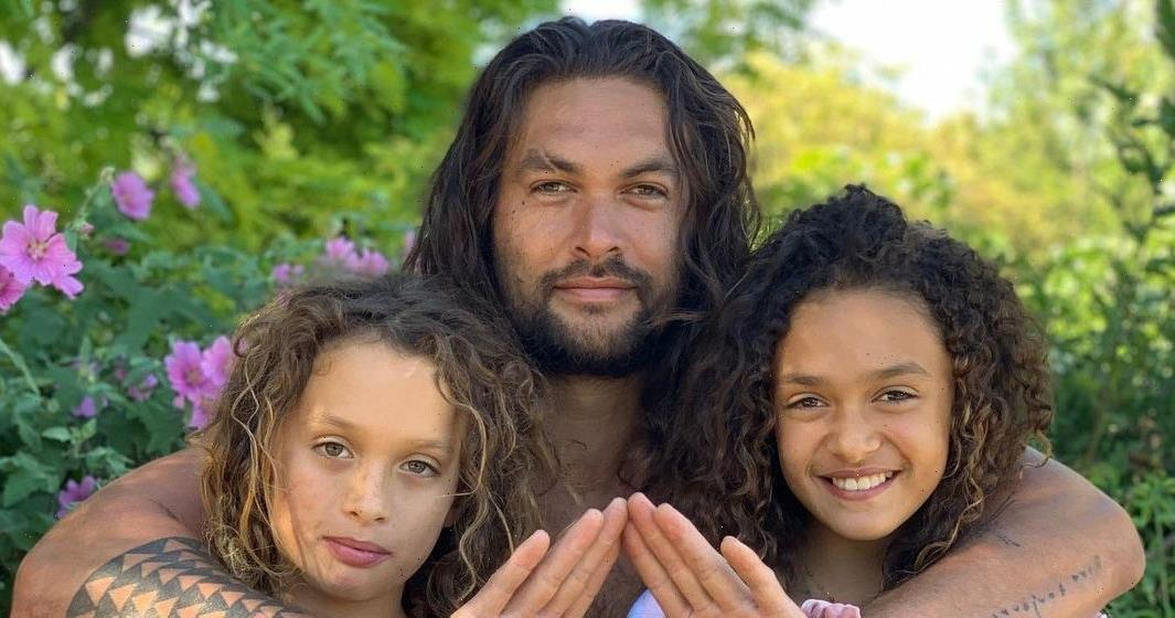 Jason Momoa Reveals Which of His Projects His 2 Kids 'Can't Watch'