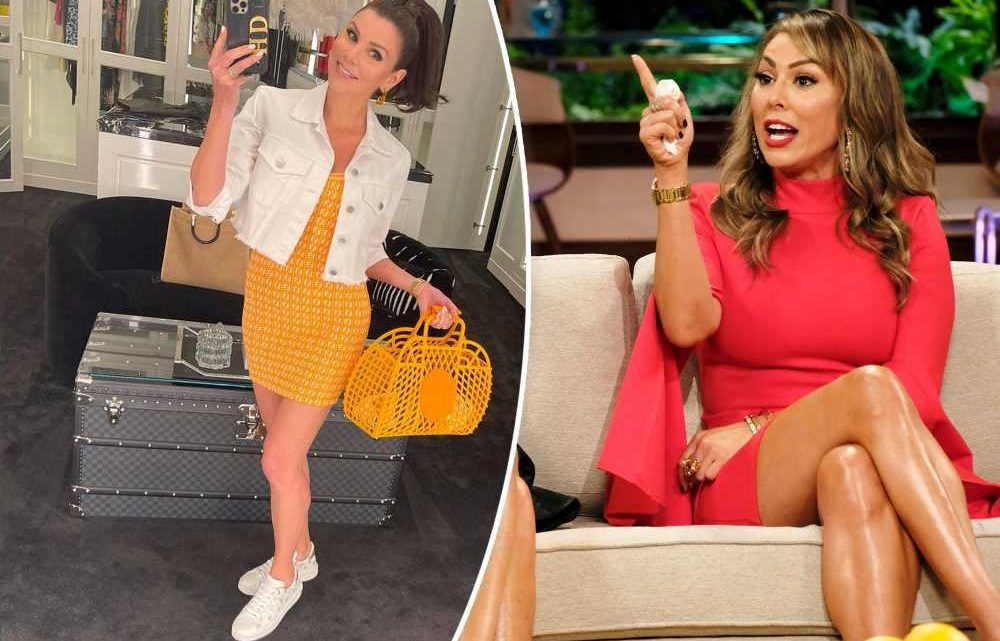 Kelly Dodd claims pretentious Heather Dubrow quit RHOC over demotion