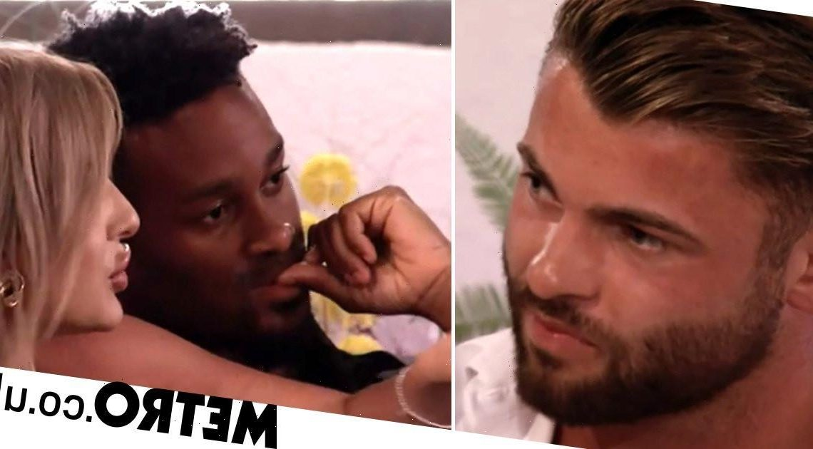 Love Island 2021: Faye screams she is 'done' with Jake after public vote
