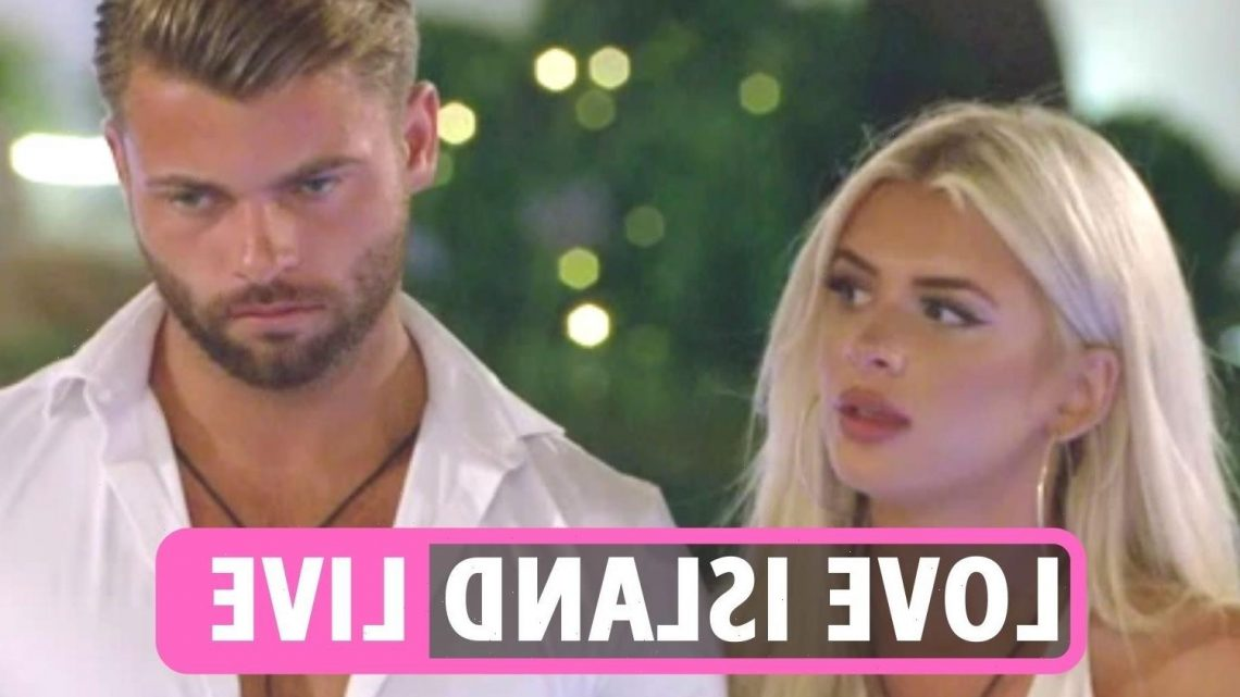 Love Island 2021 live: Faye kicks off at 'fake' Jake and then roasts EVERYONE in the villa during the talent show