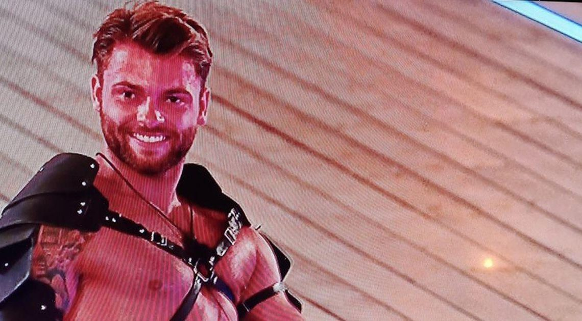 Love Islands Jake set to be offered Dreamboys role after raunchy striptease