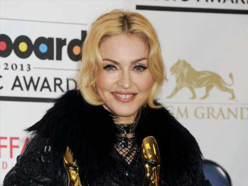 Madonna Shared a Rare Photo of All 6 Kids Looking So Grown-Up From Her Birthday