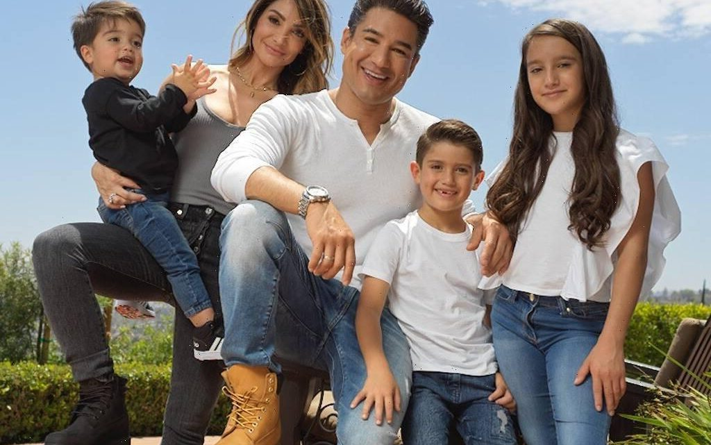 Mario Lopez says a family reality show might be in the works