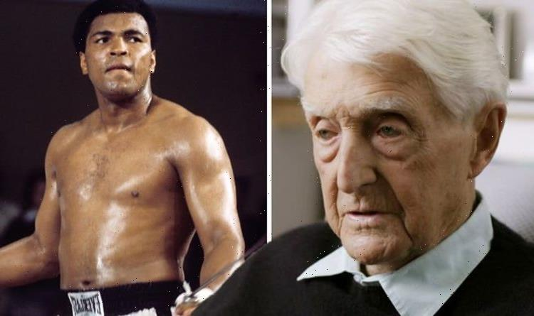 Michael Parkinson recalls feeling sorry for Muhammad Ali: I wondered what was wrong