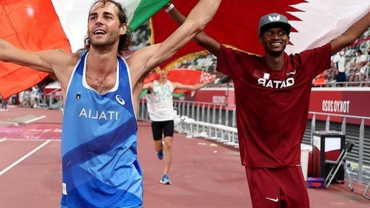 Mutaz Essa Barshim and Gianmarco Tamberi's Decision to Share High Jump Gold Warms Hearts