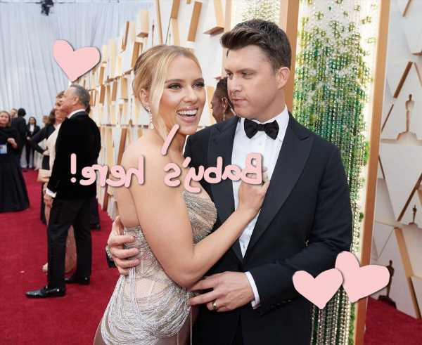 Scarlett Johansson & Colin Jost Welcome First Baby Together!