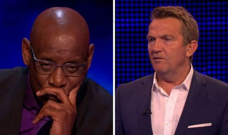 Shaun Wallace shuts down Bradley Walsh jibe on The Chase Thats supposed to be funny?