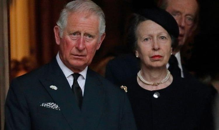Stoic Princess Anne outgrew emotional brother Charles: 5 pictures reveal royal dynamic