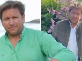 That's my career gone James Martin quips as he shares unusual cooking method on ITV show