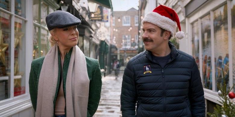 The Ted Lasso Holiday Special Hides a Blue Christmas Behind a Cavalcade of Cheer